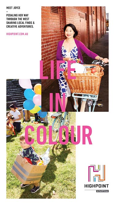 Brightsmart, life in colour