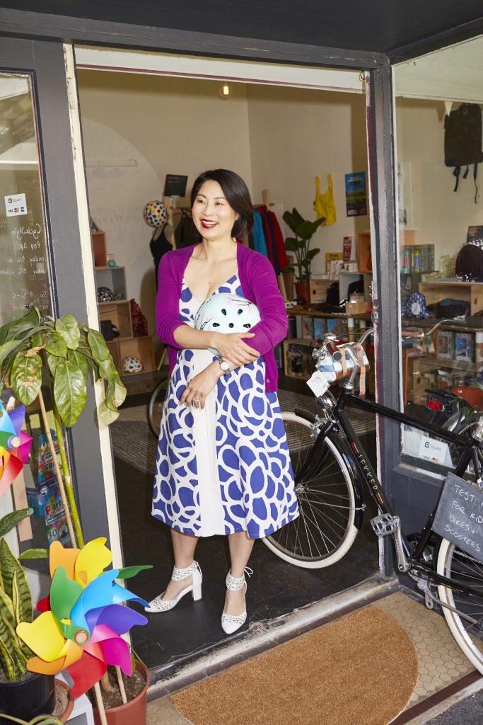 Joyce Watts Highpoint Life in colour